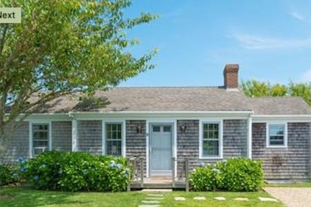 Sconset cottage with 4 bedrooms