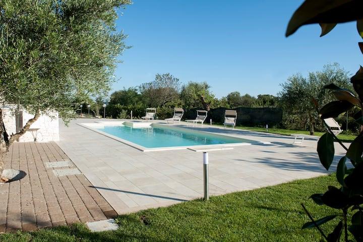 Casa Padronale in Resort Pietra Bianca