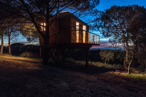 Treehouse with View - Melides