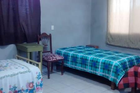 Alojamiento cómodo y seguro.