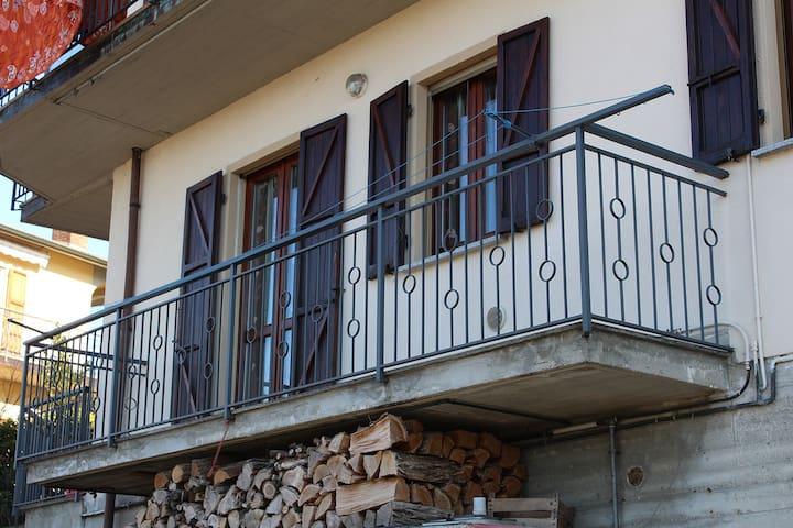 Balcone esterno External balcony