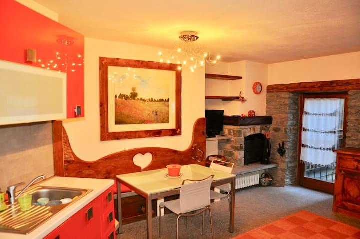 Alpenrose appartamento - 3 camere, 2 Bagni
