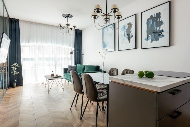 apartamenty-wroc River Point M4