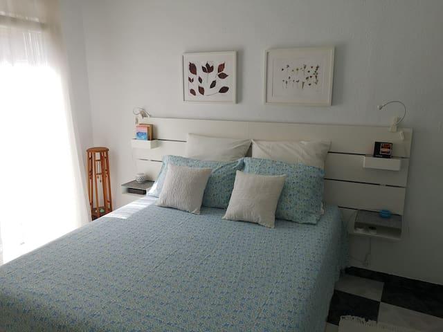 Habitación de matrimonio en casa indipendente