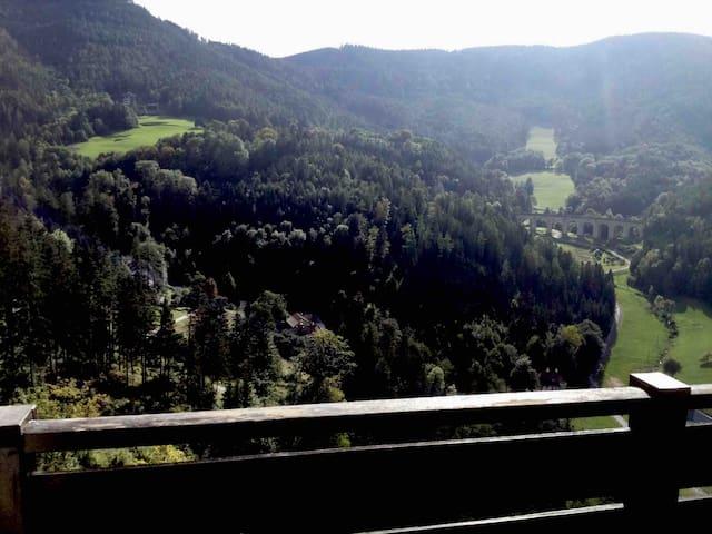 Semmering-Kurort Ferienwohnung /WIFI