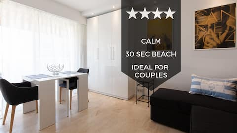 ❤ 2 min. from the beaches! ❤ In the heart for Cannes Palm Beach