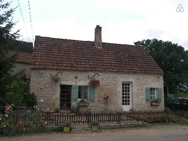 Gîte Vézelay Morvan Burgundy France - Vézelay - Huis