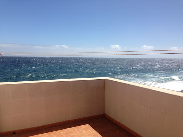 Terrace 10m to Ocean - Abona - Byt
