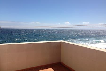Terrace 10m to Ocean - Abona - Apartament