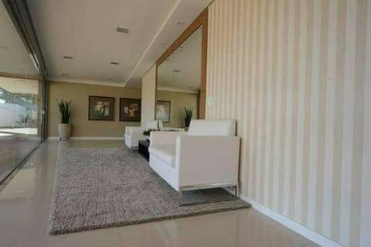 Uma linda suite só pra vc... - Campo Grande  - Flat