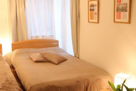 Lowest$39~Akasaka/Roppongi EasyToGo AllTokyo_Y11 - Minato-ku - Apartment