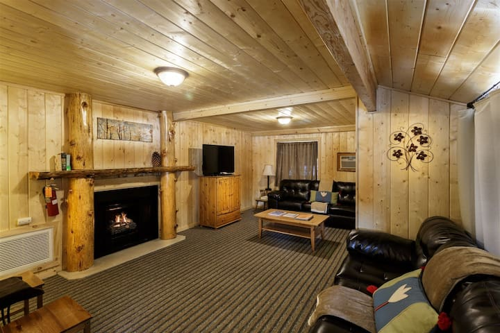 Blue Bird Suite Cabin with a big Pool and Hot tub!