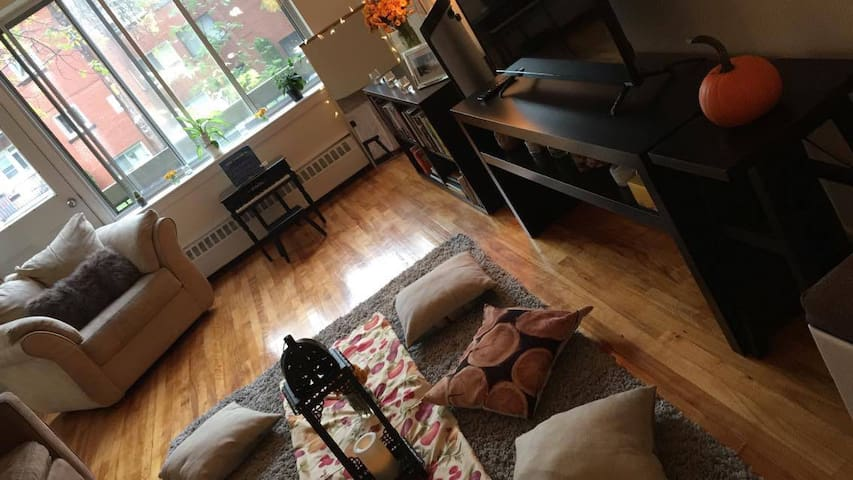 2 Bedroom Apartment in Montreal