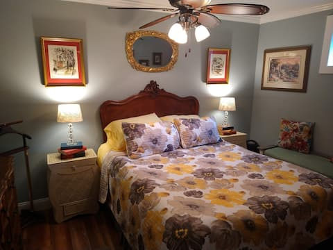 Farm Stay w/ Private Entrance and Guest Suite