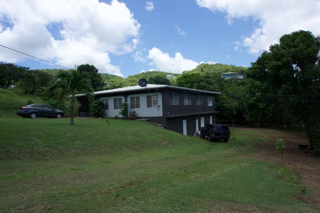 This is the Azalea Cottage