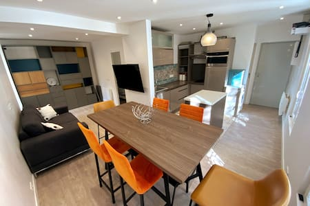 Appartement neuf très bien équipé idéalement situé