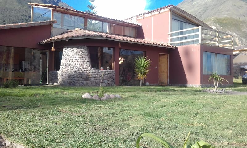 House for rent, Sacred Valley, Cusco, Perú