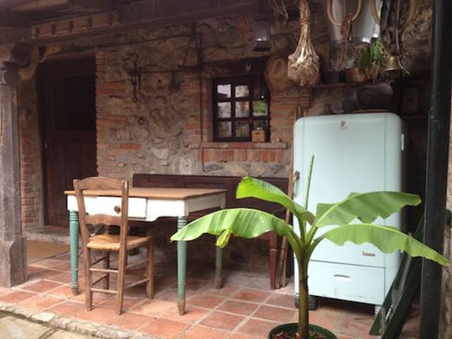 Alojamiento rural en Puertas de Vidiago