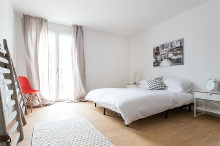 All new high-end apt next to the airport & Zurich - Embrach - Apartment