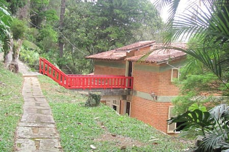 Casa Aconchegante em Itaipava - Itaipava