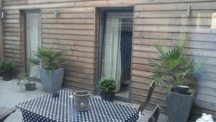 2 Chambres privées Vieux Lille