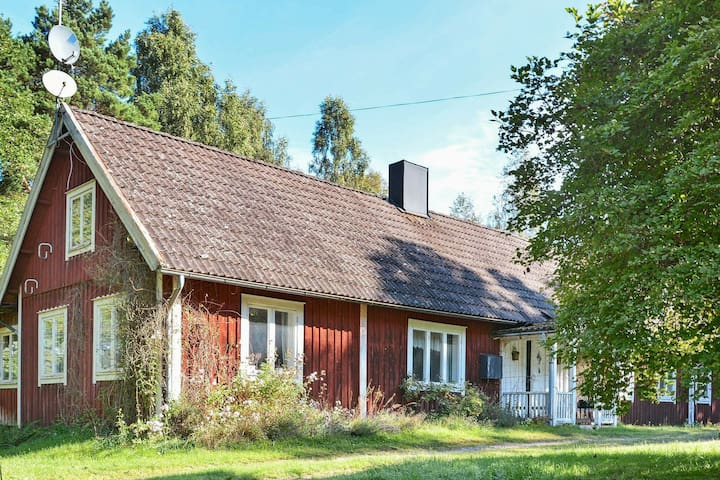 8 person holiday home in LÖNSBODA