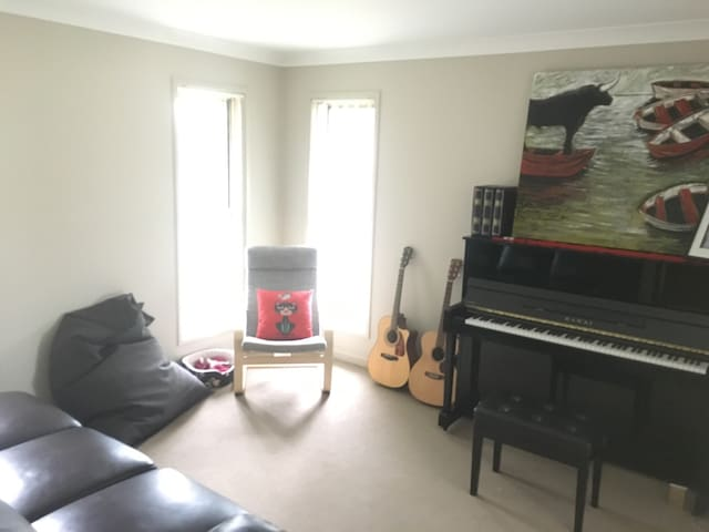 Private room, 6 mins to UNE - Armidale - Maison