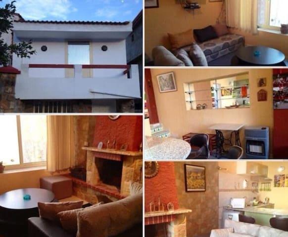 Joli petit studio cosy pour 2 personnes -