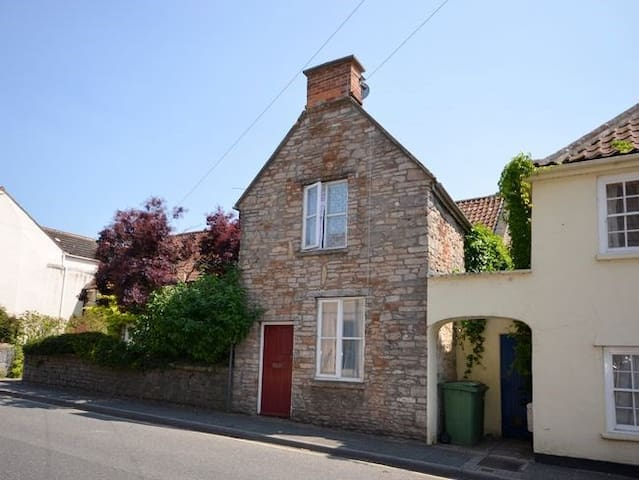 Fabulous! Stable Cottage, central Wells