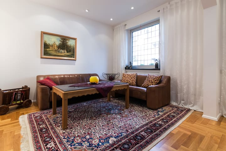 Charmante, voll möblierte Wohnung - Kamp-Lintfort - Apartmen