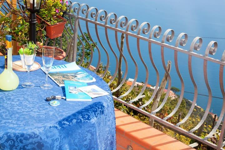 Room with sea view -Furore -Agerola - Furore - Espais annexos
