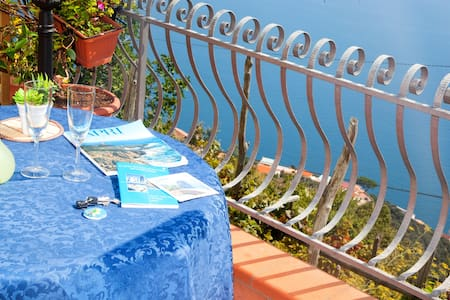 Room with sea view -Furore -Agerola - Furore - 離れ