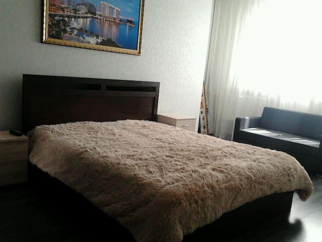 перекресток ул Пермякова с Широтной - Tyumen - Apartamento