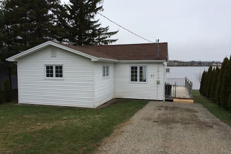 Waterfront Cozy Cottage - Bouctouche Sud - Cabin