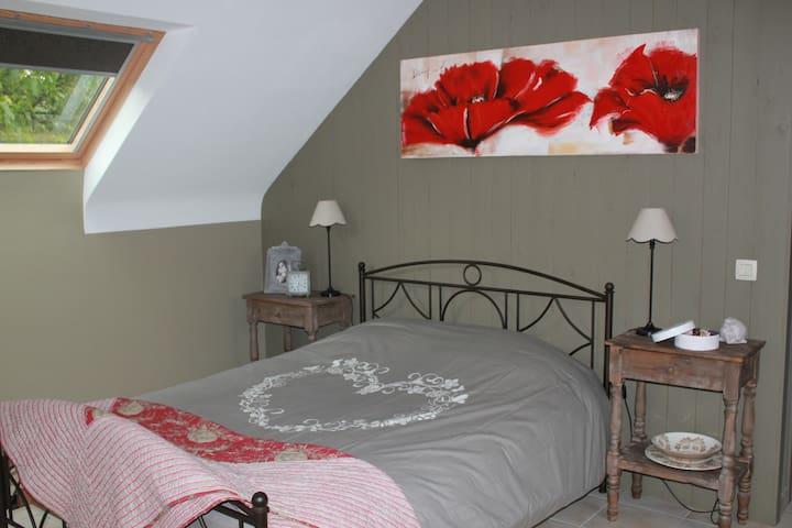 Chambre d'hôte de charme - Fernelmont - Bed & Breakfast