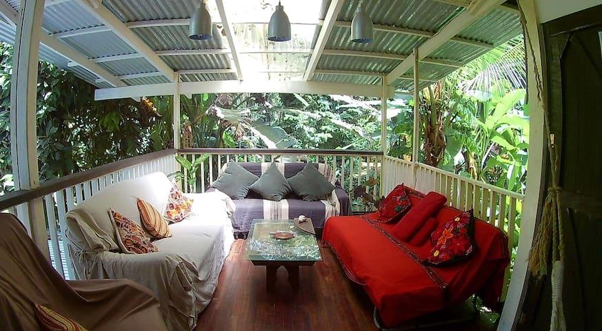 Jungle Loft (1-2p) Playa Cocles