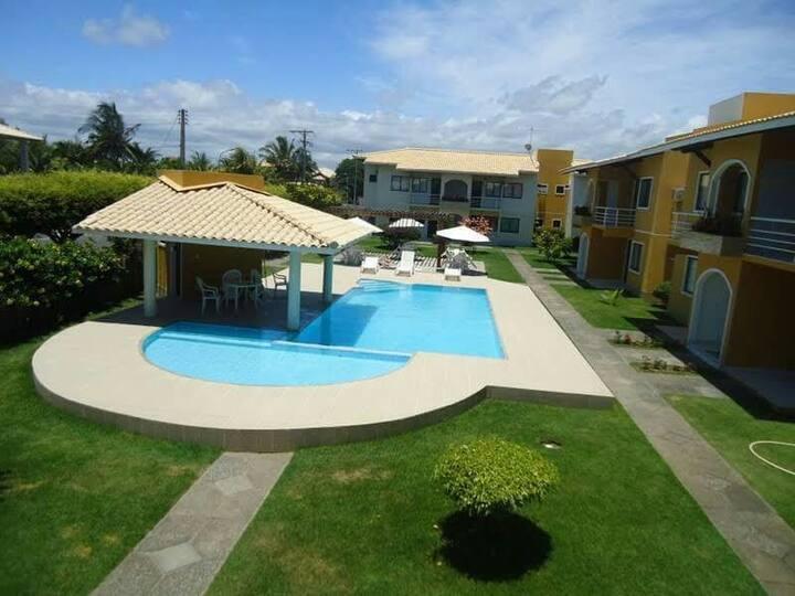 Village Guarajuba Brisa Esmeralda dentro Paraiso