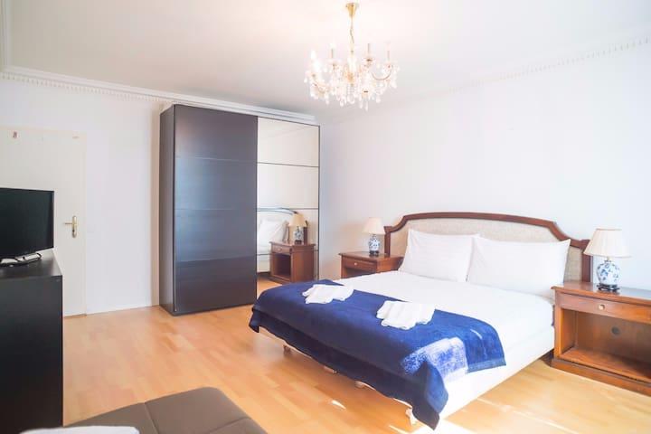 Nice Big Room City Center Geneve - Genève - Lägenhet