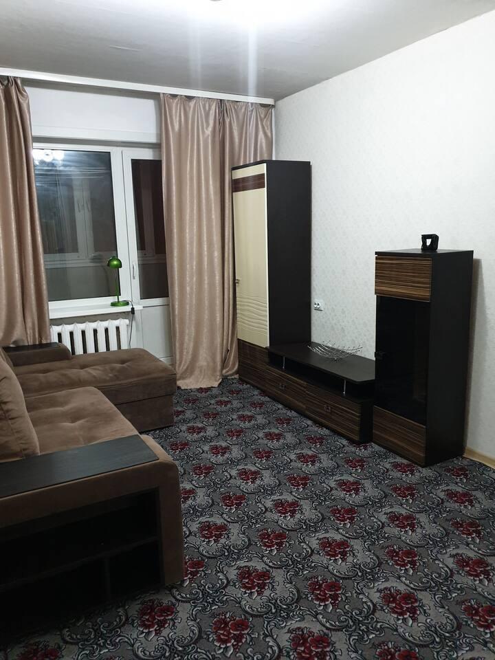 Уютная квартира в Южно-Сахалинске