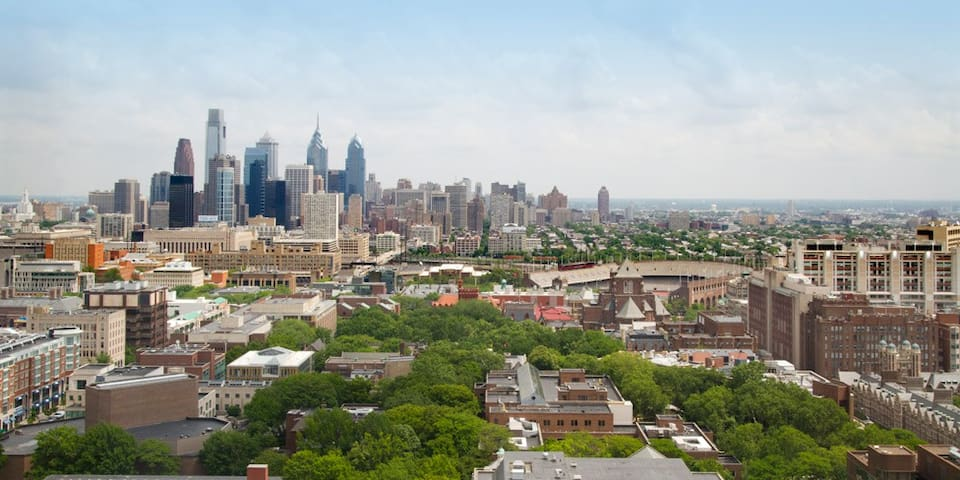 Attractive room for Residency interview & step2 CS - Philadelphia - Apartmen