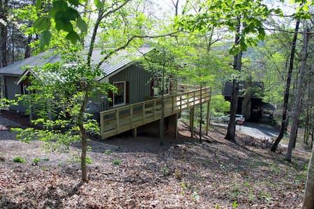Quiet Mountain Getaway, Free Wifi - Hiawassee - Rumah