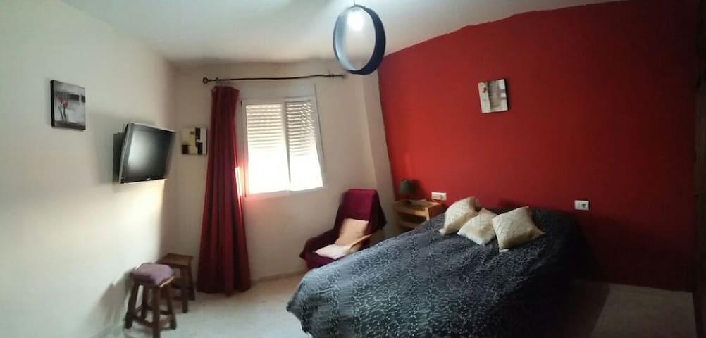 Habitación privada-cama 150cm