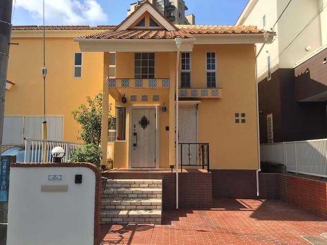 Sparrow House. スパローハウス