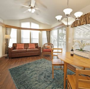 Cozy Vacation Cottage 100 at Pismo Sands RV Resort - Oceano