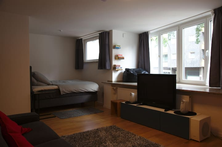 ★Enjoy Düsseldorf from this convenient apartment★