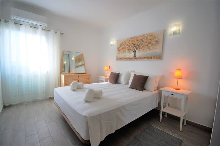 Apartamento MargemSul Beach - Pool - Air con - Free wifi