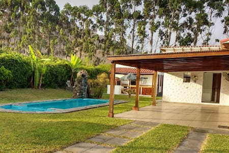 Casa de campo Hacienda San Andrés