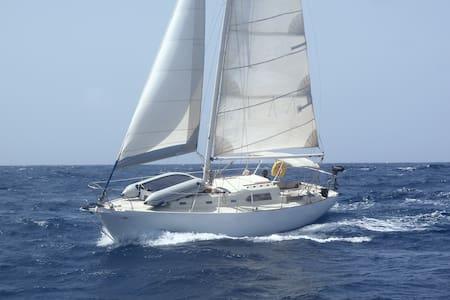 """bateau """"Akemi"""" - Portsmouth - Barco"""