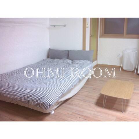 OHMI ROOM - Mapo-gu - Apartamento