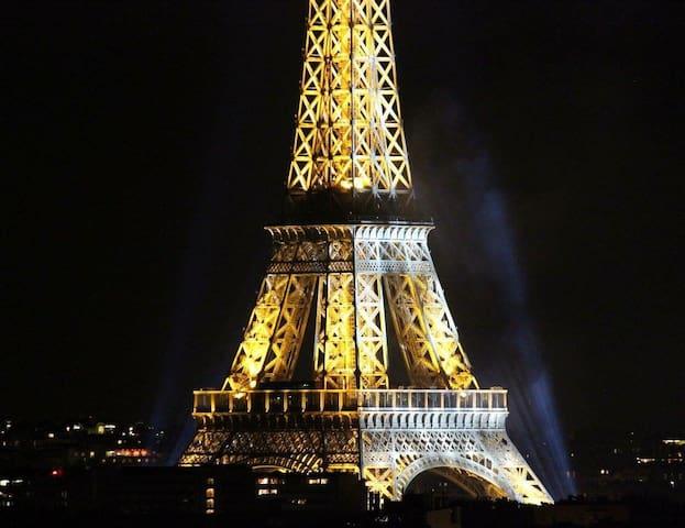 Individual STUDIO 5min EIFFEL TOWER - Paříž - Byt